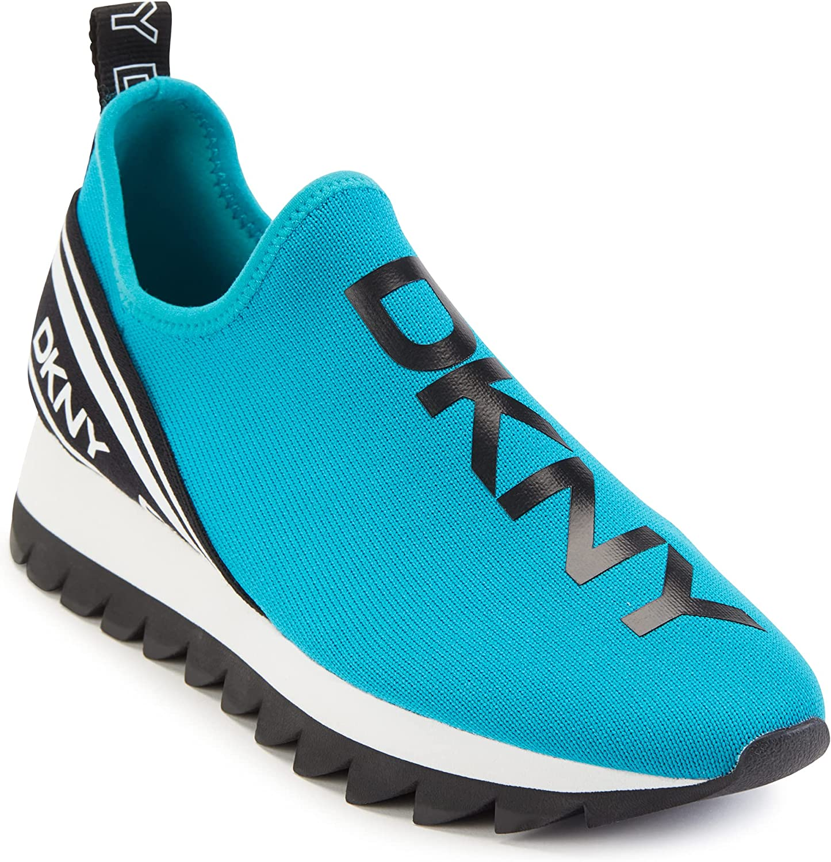 DKNY Women's Lightweight Slip On Comfort Sneaker