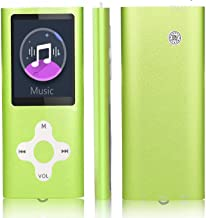 Mp3 Player,Music Player with a 16 GB Memory Card Portable Digital Music Player/Video/Voice Record/FM Radio/E-Book Reader/P... photo