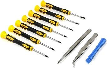 Profibohrer Torx-skruvmejsel set för T3, T4, T5, T6, T7, T8 och T10 10 delar