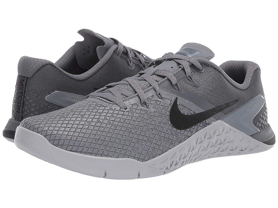 Nike Metcon 4 XD (Cool Grey/Black/Dark Grey/Wolf Grey) Men