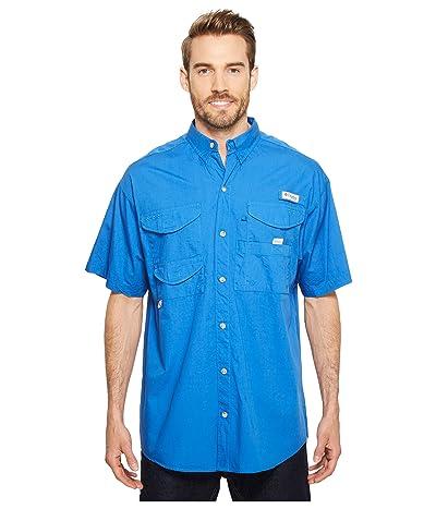 Columbia Bonehead S/S Shirt (Vivid Blue) Men