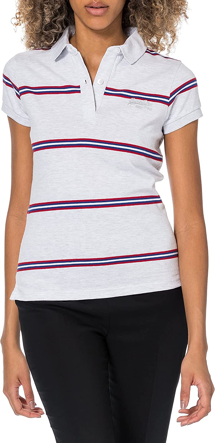 Superdry Limited Edition Organic Cotton Academy Polo