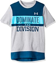 Under Armour Boys Dominate The Division Ss Tee
