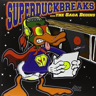 super duck breaks the saga