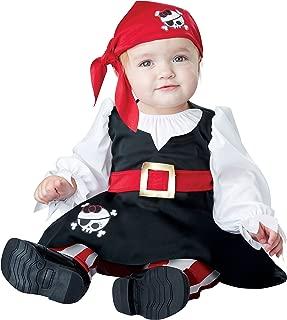 Baby Girls' Petite Pirate Infant