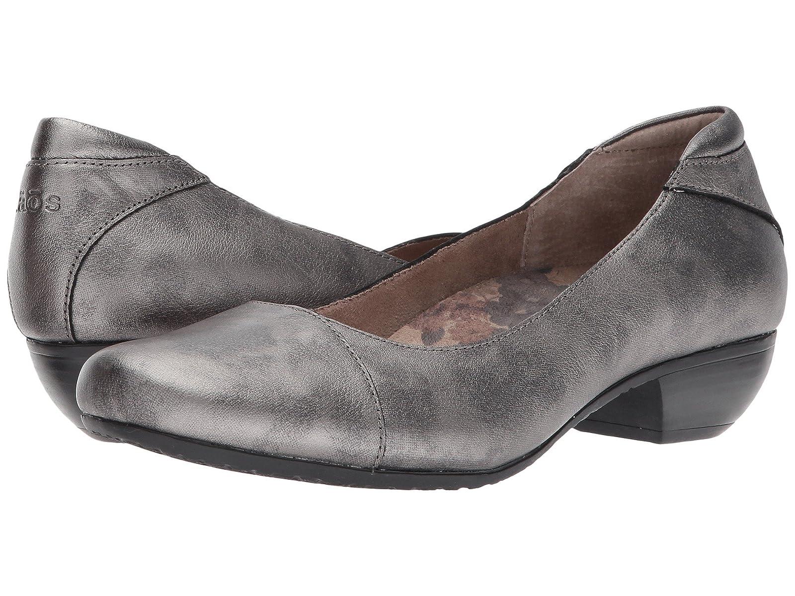 Taos Footwear DebutAtmospheric grades have affordable shoes