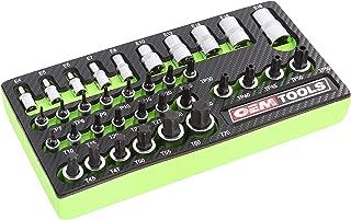 OEMTOOLS 23991 Multi-Drive Star Socket Set (35 Piece)