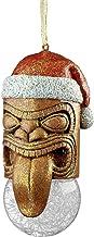 Design Toscano Lono Tiki South Seas Holiday Ornament, Single