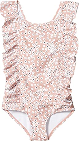 Floral Swimsuit (Little Kids/Big Kids)