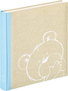 Walther Design UK Dreamtime 151 to Large Baby Photo Album 28 x 30.5 cm Blue