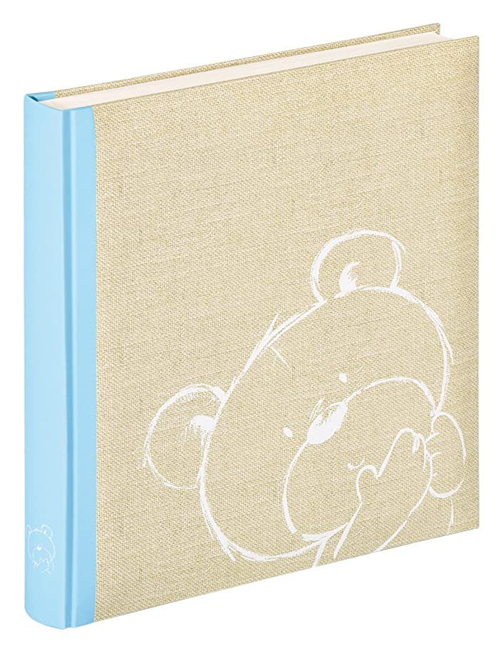 Walther Design UK Dreamtime 151?to Large Baby Photo Album 28?x 30.5?cm Blue