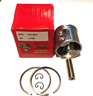 Lil Red Barn Stihl MS271 Piston Kit 44.7mm Replaces Part # 1141 030 2012 Quality Reproduction 2 Day Standard Shipping to All 50 States!