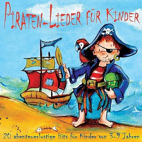 Piraten-Lieder für Kinder von Various artists bei Amazon