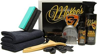 McKee's 37 MK37-4000 Tire Coating Kit (8-Piece)