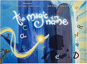 Personalized Children's Books - The Magic of My Name | My Magic Story