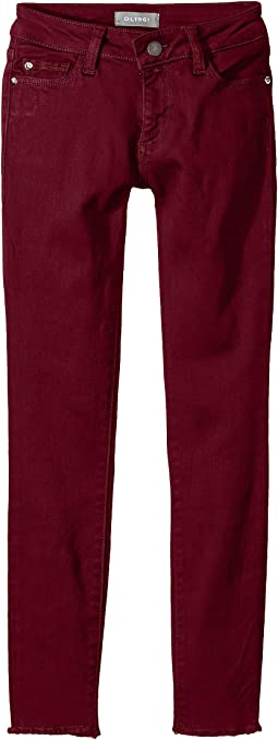 Chloe Skinny with Step Hem in Very Berry (Big Kids)