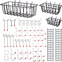 Best pegboard wire baskets Reviews