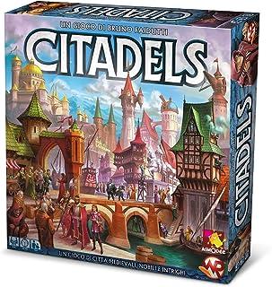 Asmodee Italia–Citadels Edición Italiana,