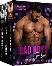 Bad Boys in Love: Contemporary Romance Series Box Set