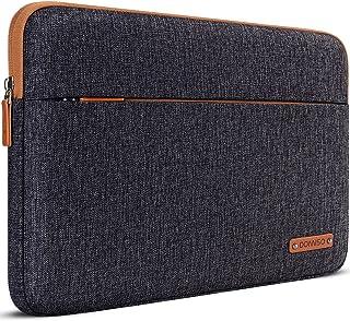 DOMISO vattentät laptop väska sleeve Case notebook skal skydd för 13 tum MacBook Pro Retina/13 MacBook Air Retina 2018/12,...
