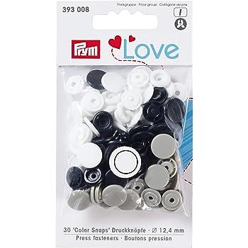 Mint Color Mix Attache Snappi boutons pression/-/Lot de 3/