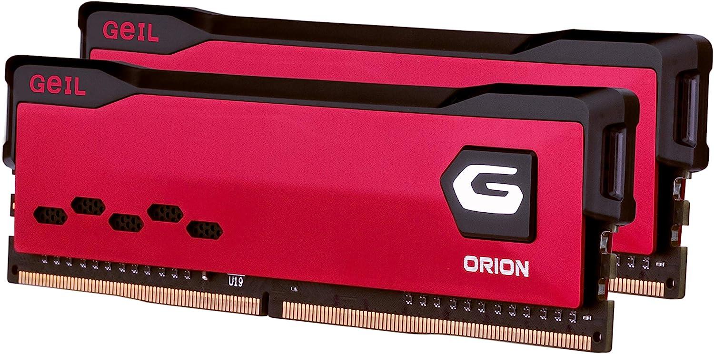 GeIL Orion DDR4 RAM 16GB 8GBx2 1.35V 3200MHz Max 86% OFF Intel Overseas parallel import regular item XMP2.0 AM