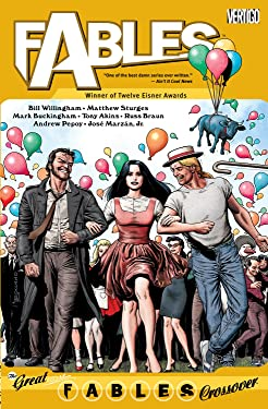 Fables Vol. 13: The Great Fables Crossover (Fables (Graphic Novels))