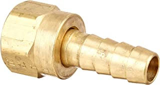 Pack of 5 90 Degree Pack of 5 5//16 Hose Barb x 1//4 Male Thread 5//16 Hose Barb x 1//4 Male Thread Parker Hannifin Corporation Parker Hannifin 129HB-5-4-pk5 Elbow Hose Barb Fitting Brass Body
