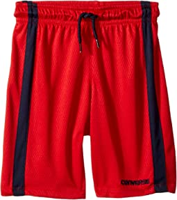 Chevron Vent Mesh Shorts (Toddler/Little Kids)