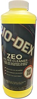 Bio-Dex Laboratories, Inc. ZeoSand Pool Filter Media Cleaning Solution - 1 Quart