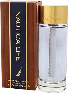 Nautica Life Eau de Toilette for Men Spray, 3.4 Ounce