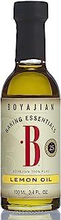 Boyajian Pure Lemon Oil, 3.4 Fluid Ounce