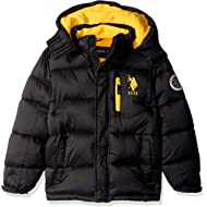 U.S. Polo Assn. Boys' Bubble Jacket