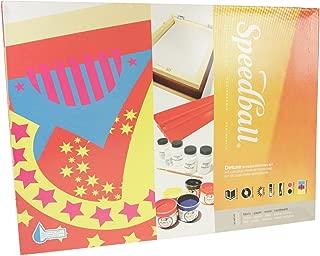 Speedball Deluxe Screen Printing Kit Deluxe Kit