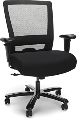 Fine Amazon Com Amazonbasics Big Tall Swivel Office Chair Uwap Interior Chair Design Uwaporg