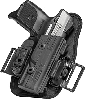 OWB Belt Slide ShapeShift Holster by Alien Gear - Custom Fit to Your Gun with Over 60+ Pistols to Choose - Adjustable Rentention - Right or Left Hand Draw - Conceal or Open Carry - Made in The USA