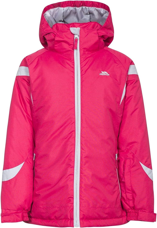 Trespass Childrens Girls Avast Waterproof Jacket Fees free!! Ski Ranking TOP4