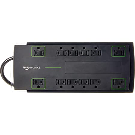 1U Rackmount 16 Outlets CyberPower PDU20BT4F12R Basic PDU 100-125V//20A