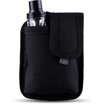 Amazon Com Vape Mini Pouch Secure Organized Portable Premium Vape Bag Fits Small Mechanical Box Mods Tank Holder Wick And Wire Lowkey Health Personal Care
