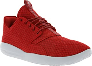 Jordan Nike Mens Eclipse Red Fabric Running Shoes 8.5