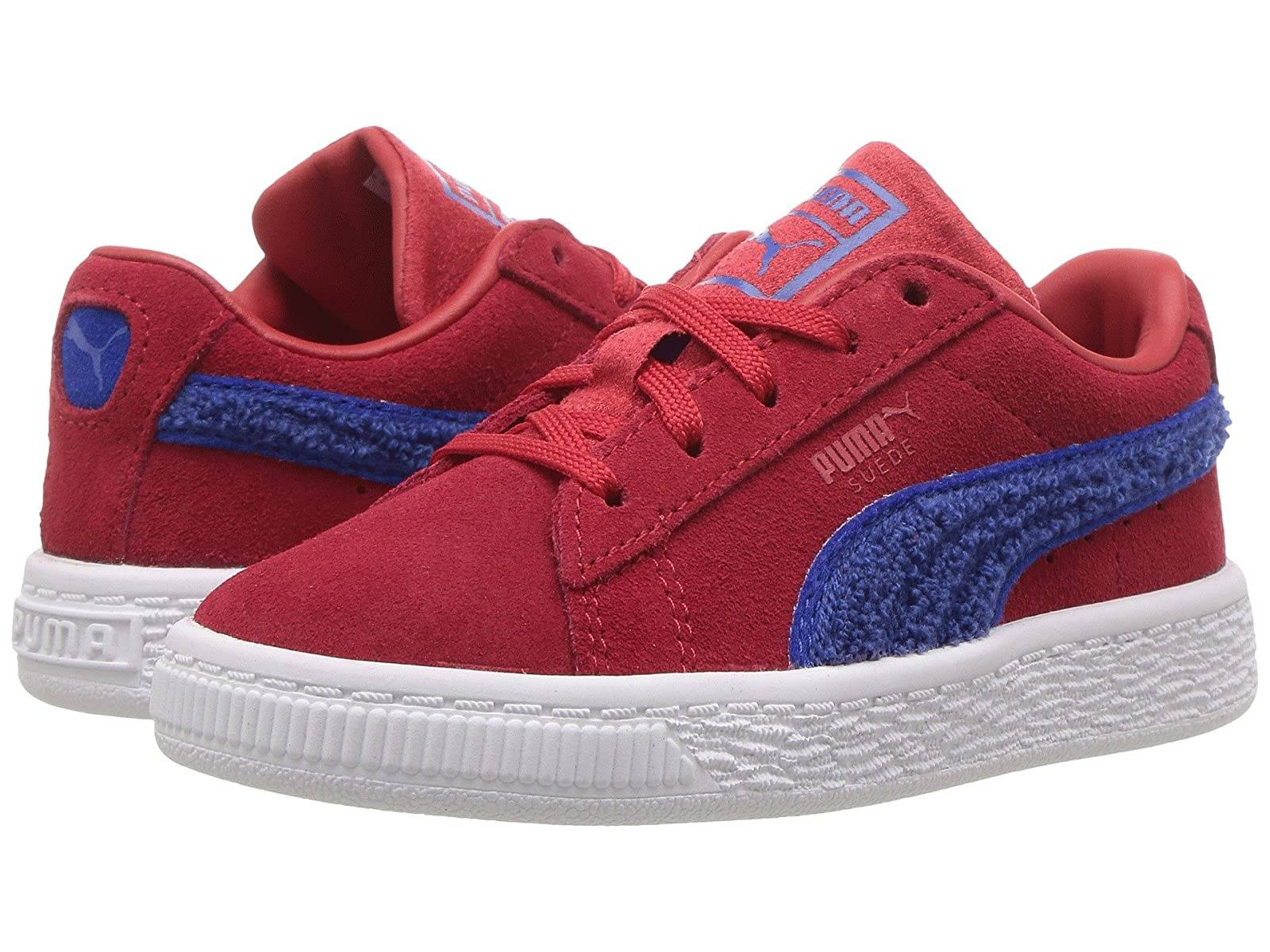 Puma Kids Suede Classic Terry (Toddler)Cheap and distinctive eye-catching shoes