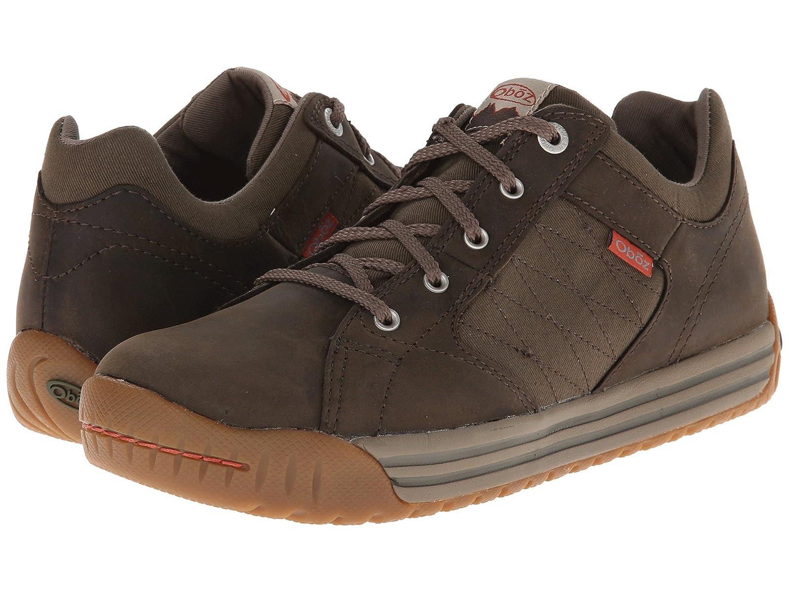 Oboz Mendenhall LowAtmospheric grades have affordable shoes