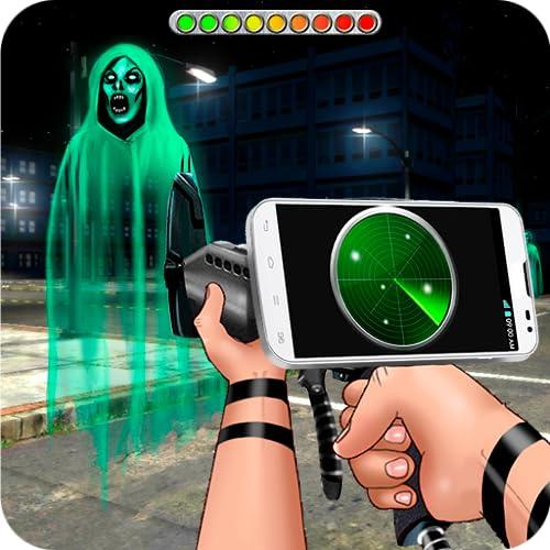 Ghost Hunter In City Simulator
