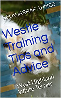westie puppy training tips
