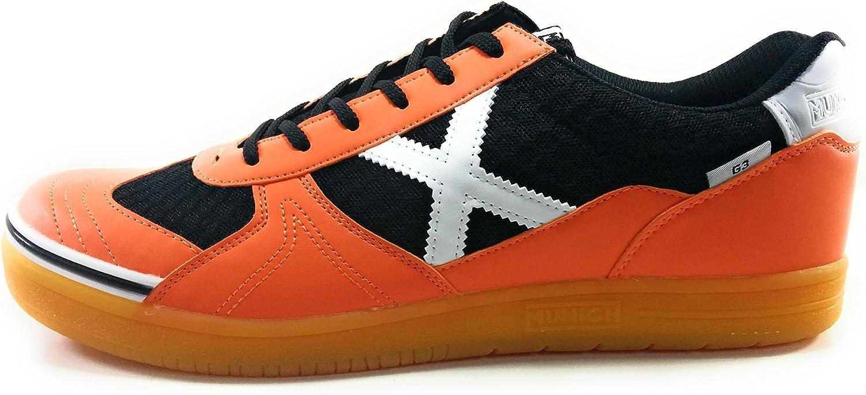 Munich Unisex Adults Zapatillas G-3 Pista 753 Fitness shoes
