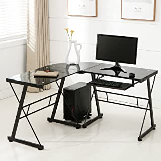 Best glass top office table Reviews