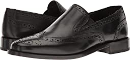 Nunn Bush - Norris Wing Tip Double Gore Slip-On