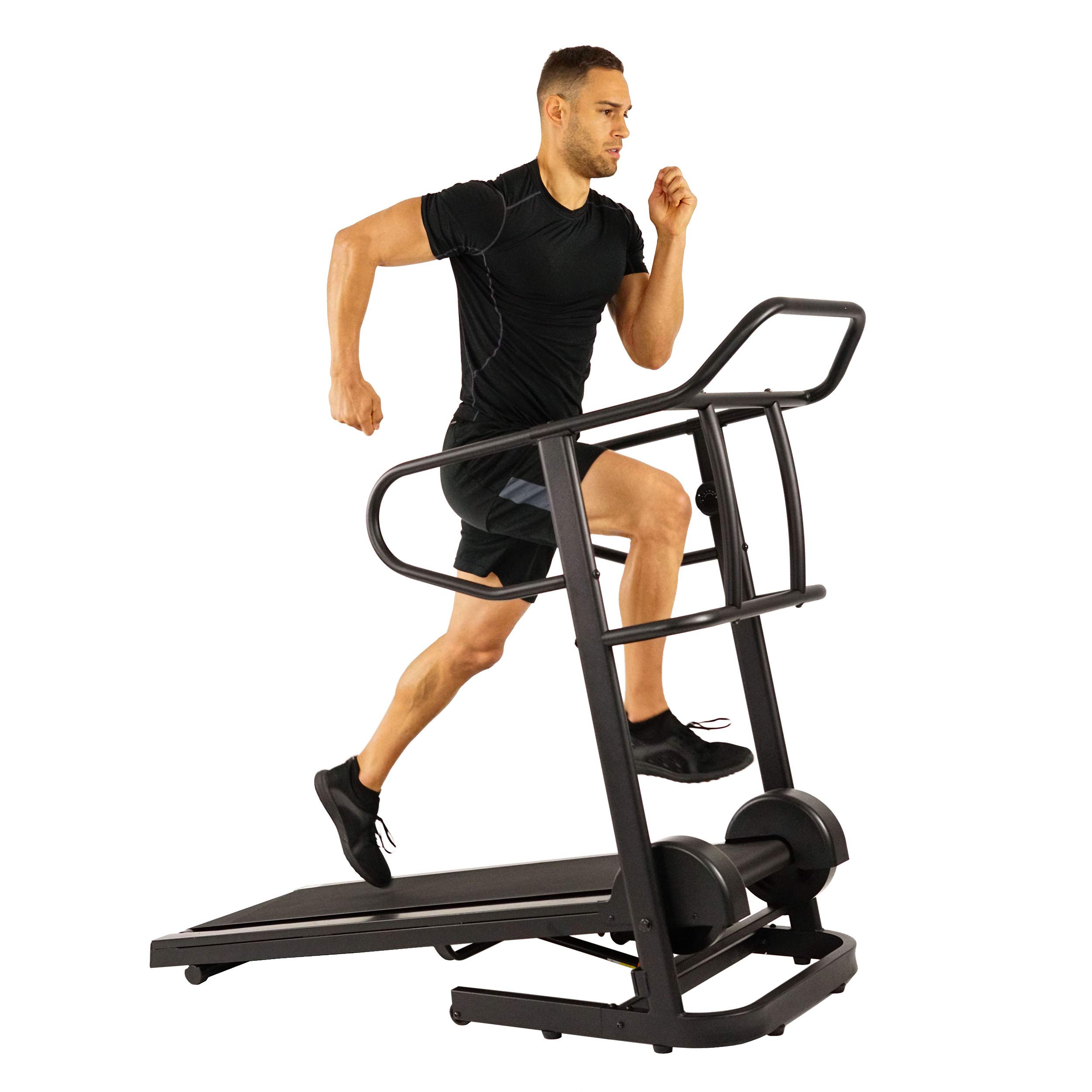Sunny Health Fitness Treadmill Resistance