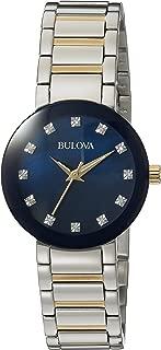 Best bulova women's watch blue face Reviews