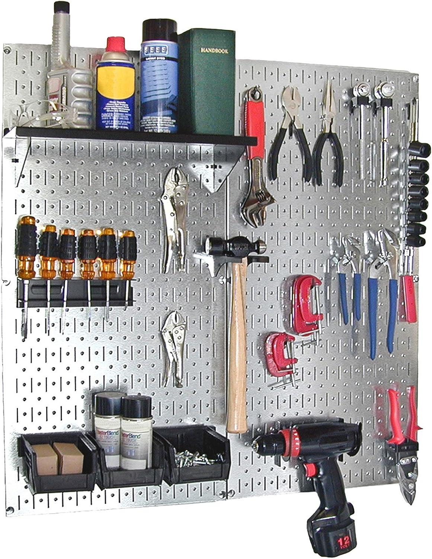 In stock Wall Control 30-WGL-200GVB Galvanized Tool Organi Pegboard Popular standard Steel